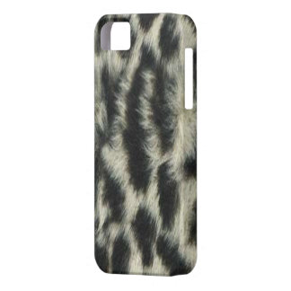 Snow Leopard iPhone 5G Case