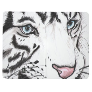 Snow Leopard (Kimberly Turnbull Art) Journal