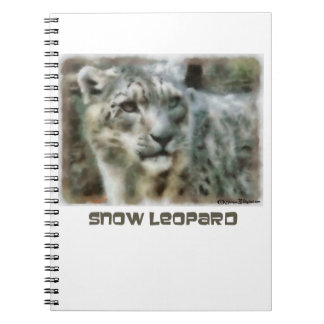 Snow Leopard Notebook