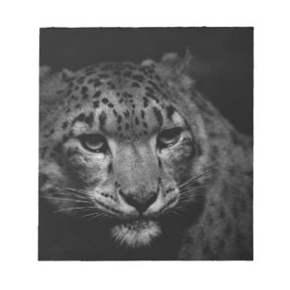 snow-leopard notepad