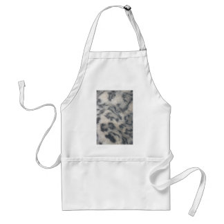 Snow Leopard pattern Aprons