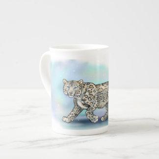 Snow Leopard~ specialty mug