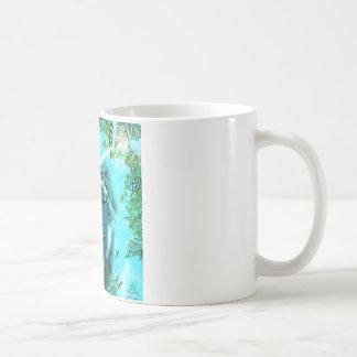 Snow leopard Spirit Mug