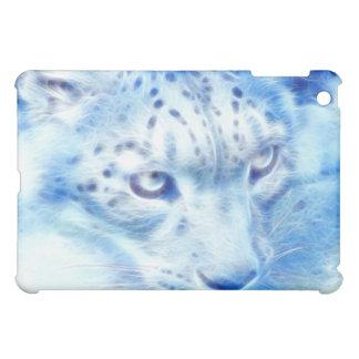 Snow Leopard Wild Cat Spirit Custom iPad Speck Cas iPad Mini Cases