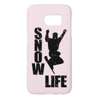 SNOW LIFE #3 (blk)