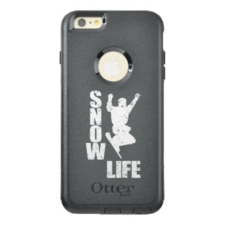 SNOW LIFE #3 (wht) OtterBox iPhone 6/6s Plus Case