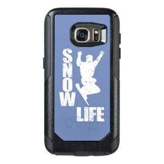 SNOW LIFE #3 (wht) OtterBox Samsung Galaxy S7 Case