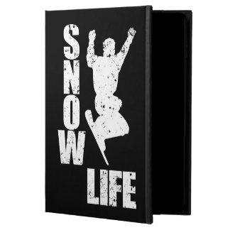 SNOW LIFE #3 (wht) Powis iPad Air 2 Case