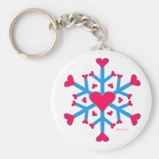 Snow Love - Key Chain