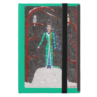 Snow Maiden Cover For iPad Mini