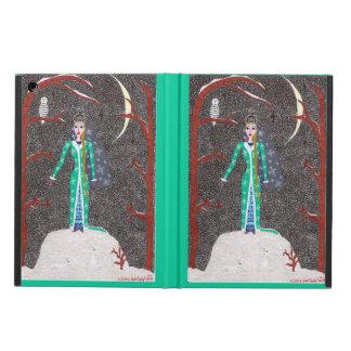 Snow Maiden iPad Air Covers