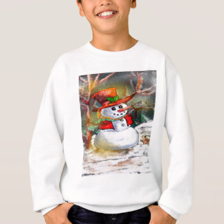 SNOW MAN SWEATSHIRT
