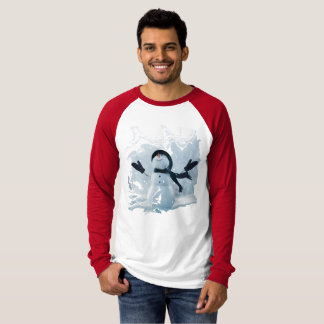 Snow Man T-Shirt