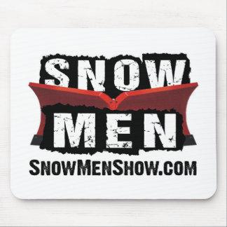 Snow Men Mouse Pad