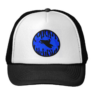 SNOW MOIBLE NIGHTLIFE HATS