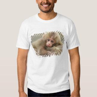 Snow Monkey Baby, Jigokudani, Nagano, Japan 2 T Shirts
