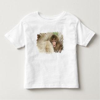 Snow Monkey Baby, Jigokudani, Nagano, Japan T-shirt