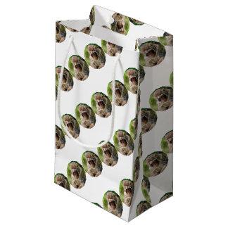Snow Monkey Small Gift Bag