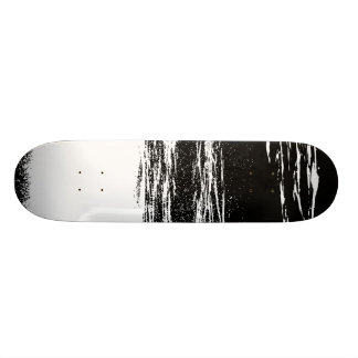 Snow Mountain 18.1 Cm Old School Skateboard Deck