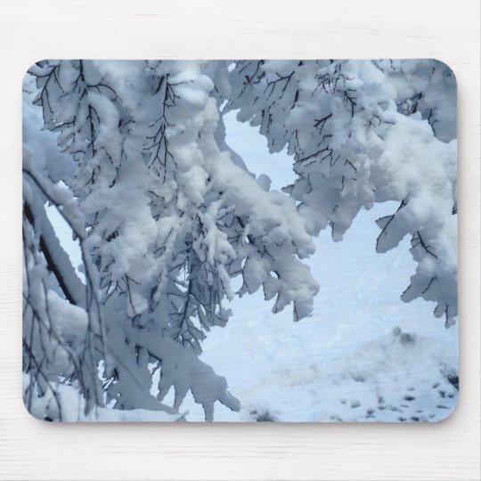 Snow Mousepad