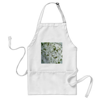 Snow on Grass Aprons