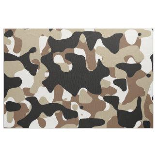 Snow open terrain  Camouflage Fabric
