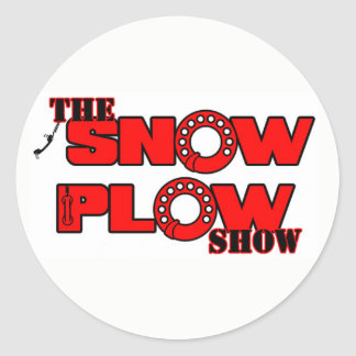 Snow Plough Show Sticker by Derreck