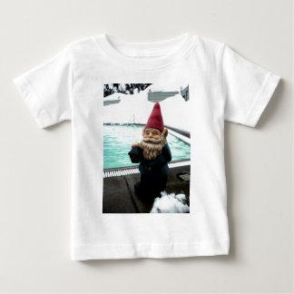 Snow Pool Gnome Tee Shirts