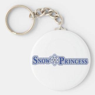 Snow-Princess-Light Key Ring