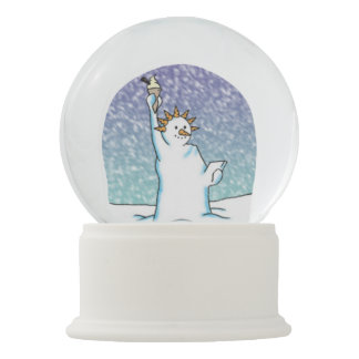 Snow Queen Snow Globes