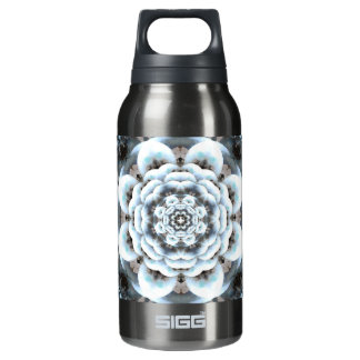 Snow Serenity Insulated Water Bottle