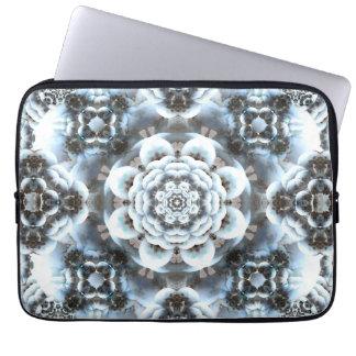 Snow Serenity Laptop Computer Sleeve