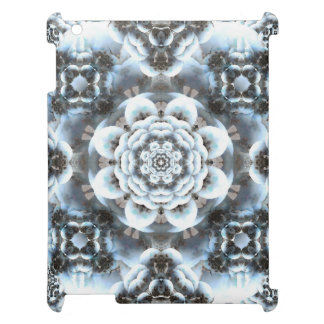 Snow Serenity Mandala Cover For The iPad 2 3 4