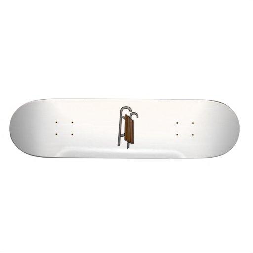 Snow Sled Skate Board Decks