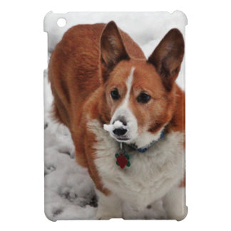 Snow Snout iPad Mini Cases