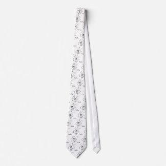 Snow Spark Tie