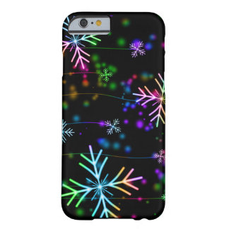 Snow Star Barely There iPhone 6 Case