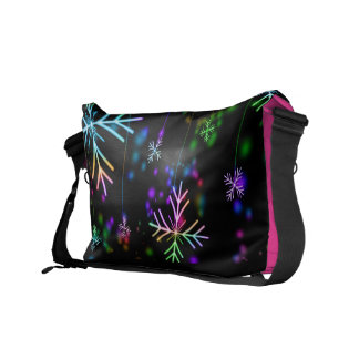 Snow Star Courier Bags