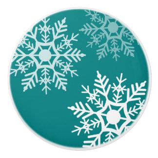 Snow Star - Drawer Knob