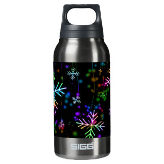 Snow Star Insulated Water Bottle