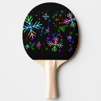 Snow Star Ping Pong Paddle