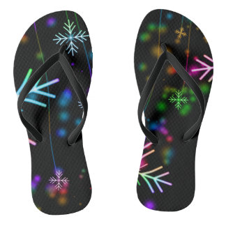 Snow Star Thongs