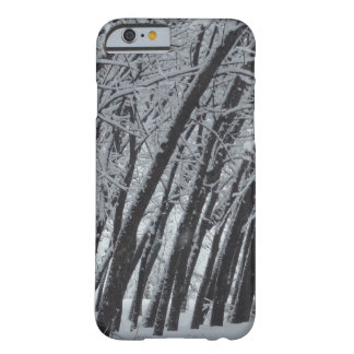 Snow Trees Winter  Photo iPhone 6/6s, Barely There Barely There iPhone 6 Case