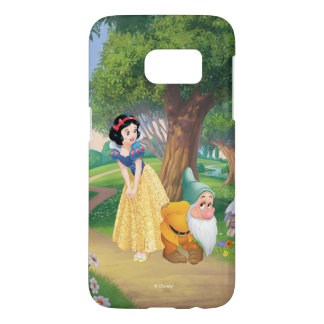 Snow White And Bashful