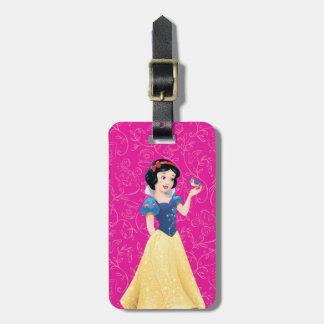 Snow White | Besties Rule Luggage Tag