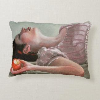 Snow White Decorative Cushion