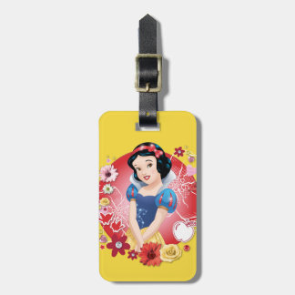 Snow White - Fairest In The Land Luggage Tag