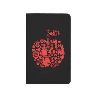 Snow White & Friends Apple Journal