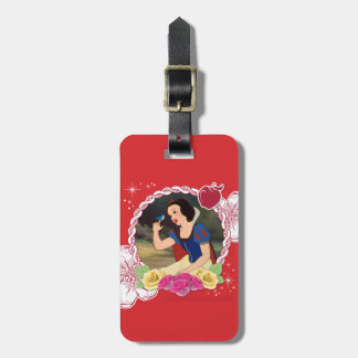 Snow White - Kind to all Big and Small Luggage Tag