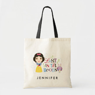 Snow White | Lost in the Woods Tote Bag